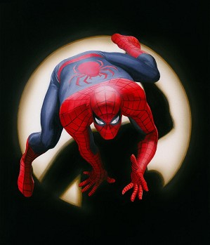 Alex Ross-Spider-Man, Marvels