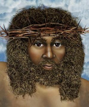 Terry Wilson-Jesus Wept II Giclee