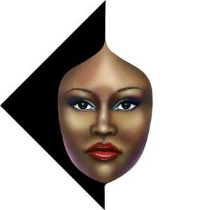 Ebony Ivory Giclee