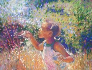 Brenda Joysmith-Wishes And Willows Giclee