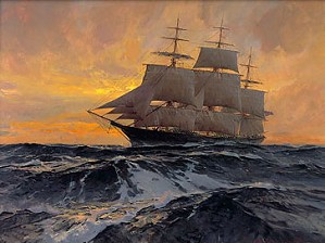 Christopher Blossom-Witch Of The Wave