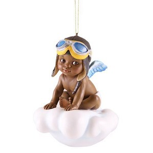 Thomas Blackshear-ADORABLE BOY ORNAMENT FOR 2017