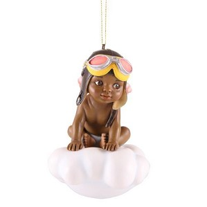 Thomas Blackshear-ADORABLE GIRL ORNAMENT FOR 2017