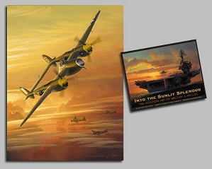 William Phillips-Into the Sunlit Splendor Avia COLLECTOR BOOK WITH