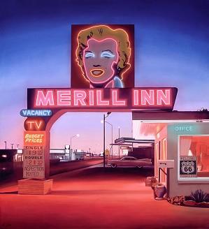 Ben Steele-Merill Inn MASTERWORK EDITION ON