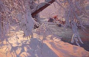 John Buxton-Winter Windfall