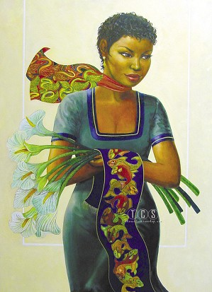Charles Bibbs-Camille Limited Edition