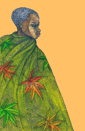Charles Bibbs-Autumn Leaves Giclee Print