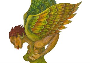 Charles Bibbs_The Green Angel