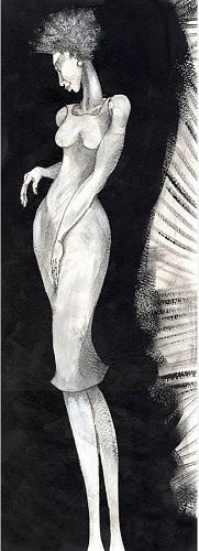 Charles Bibbs-Long Leg Lady