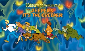 Hanna & Barbera-Jeepers It's The Creeper