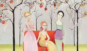 Cassandra Barney-Three Graces