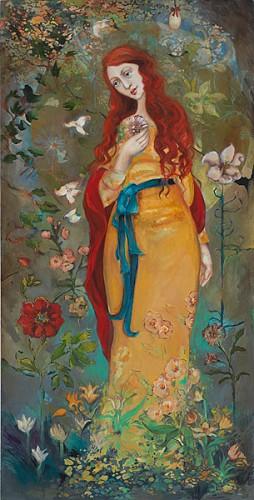 Cassandra Barney-Mary Magdalene