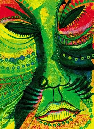Charles Bibbs-Todays Mask
