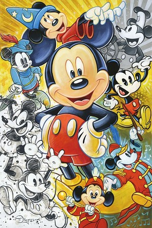 Tim Rogerson-90 Years of Mickey Mouse Premiere Edition