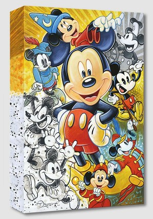 Tim Rogerson-90 Years of Mickey Mouse