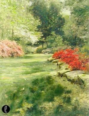 Leonard Wren-Spring Rouge