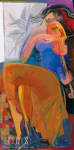 Irene Sheri-Home Alone