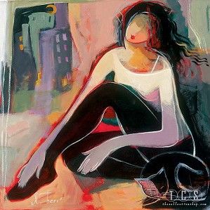 Irene Sheri-Late Evening