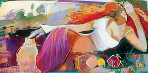 Irene Sheri-Red Summer