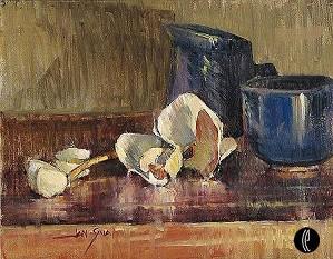 Jan Saia-Orchid & Ceramics