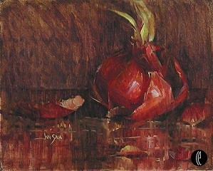 Jan Saia-Red Onions