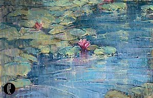 Jan Saia-Lily Pond