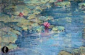 Jan Saia-Lily Pond