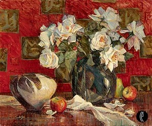 Jan Saia-Red Is For Luck