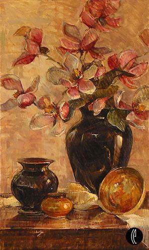 Jan Saia-Magnolias