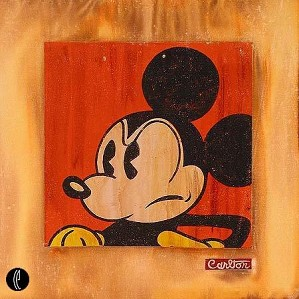 Disney Artist Trevor Carlton