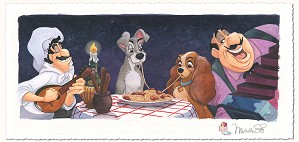 Michelle St Laurent-A Serenade for Lady - From Lady and The Tramp