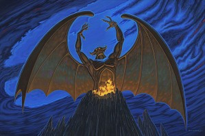 Manuel Hernandez-Night on Bald Mountain - From Disney Fantasia