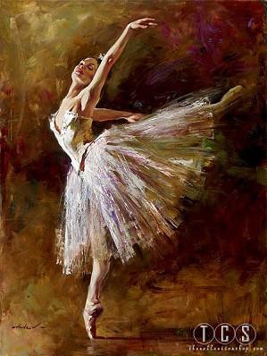 Andrew Atroshenko-Ballerina