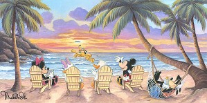 Michelle St Laurent-Beautiful Day at the Beach