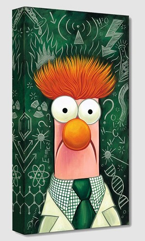 Tim Rogerson-Beaker From The Muppet Show
