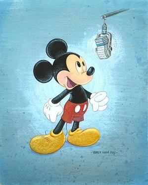 Bret Iwan-Talks Like a Mouse