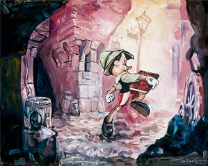 Disney Artist Jim Salvati
