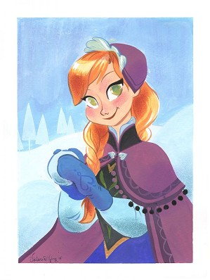 Victoria Ying-Build a Snowman
