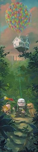 Rob Kaz -Carls New Adventure - From Disney Up