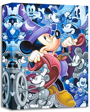 Tim Rogerson-Celebrate the Mouse From Disney Fantasia