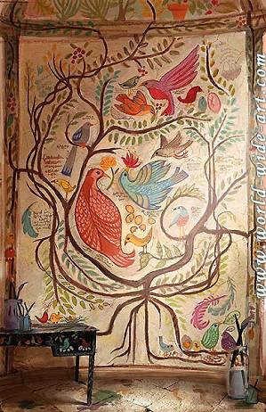 Claire Keane-Birds