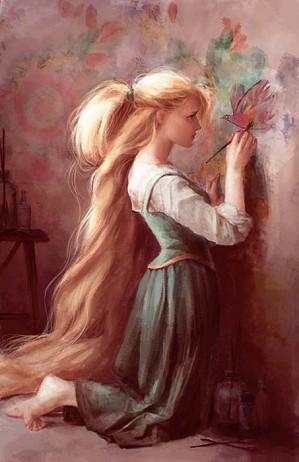 Disney Artist Claire Keane