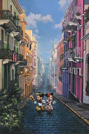 Rodel Gonzalez-Colorful Vacation