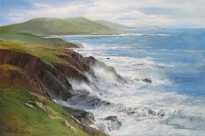 Peter Ellenshaw-Crashing Waves