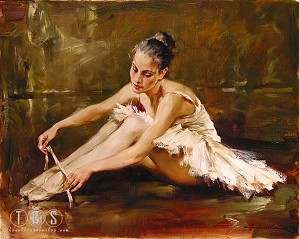 Andrew Atroshenko-Before The Dance