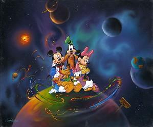 Jim Warren-Disney World Premiere Edition