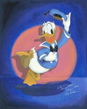 Tony Anselmo-Donald in the Spotlght