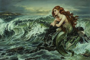 Heather Theurer-Drawn to the Shore