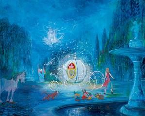 Harrison Ellenshaw-A Dream Is A Wish Your Heart Makes Cinderella